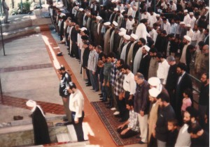 Jumah at the Tehran University
