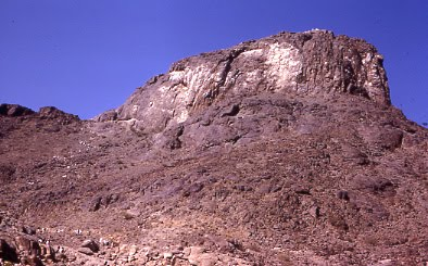 The Foot of Jebel Nur